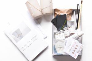 Kintsugi kit beginner material and tool